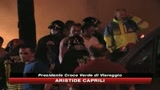 30/06/2009 - Viareggio, un giovane  morto bruciato davanti a noi