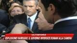 Viareggio, Berlusconi: Prenderò in mano la situazione