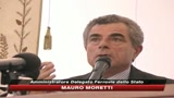 30/06/2009 - Viareggio, Moretti: macchinisti non hanno fatto errori
