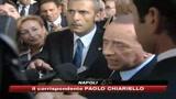 Viareggio, Berlusconi alla sinistra: Si vergogni