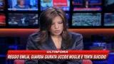 01/07/2009 - Reggio E., guardia giurata uccide moglie e si spara