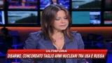 Concordato il taglio di armi nucleari tra Usa e Russia