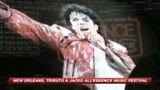 New Orleans, l'Essence music festival ricorda Jacko