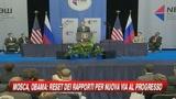 Obama a Putin: mai più antagonismi, voglio Russia forte