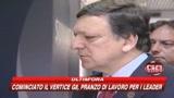 Barroso: il format del G8 è limitato