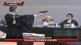 Caso Sandri, il pm mima il gesto di Spaccarotella