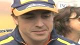 09/07/2009 - Alonso: Con la Ferrari non c'è niente