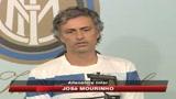 10/07/2009 - Mourinho: E' un problema avere troppi giocatori