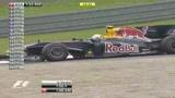 Nuerburgring, nelle libere è dominio Red Bull