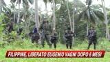 11/07/2009 - Filippine, Eugenio Vagni è libero