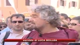 12/07/2009 - La provocazione di Grillo: mi candido alla segreteria