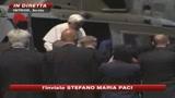 Benedetto XVI comincia le vacanze in Val d'Aosta