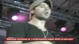 Enrique Iglesias incanta il Latinoamericando Expo