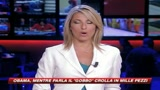 14/07/2009 - Ennesimo imprevisto per Obama: crolla il gobbo