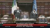 14/07/2009 - Militare italiano ucciso, il cordoglio di Fini