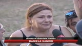 14/07/2009 - Daniela Sandri: Non credo pi nella giustizia