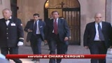 16/07/2009 - Sicurezza, Fini d'accordo con Napolitano