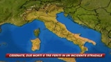 18/07/2009 - Strade di sangue in Romagna e Sardegna: 3 morti