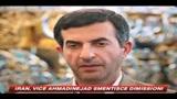20/07/2009 - Iran, il vice di Ahmadinejad smentisce le dimissioni