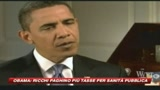 21/07/2009 - Obama: ricchi paghino pi tasse per la sanit pubblica