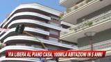 21/07/2009 - C'è la firma sul piano casa: 100mila alloggi in 5 anni