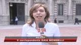 21/07/2009 - Milano, prima fase antialcol. Moratti: aiuto a famiglie