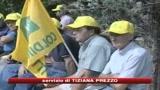 La Coldiretti protesta per la tutela del made in Italy