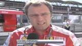 24/07/2009 - Ferrari, Domenicali: abbiamo avuto problemi di assetto