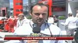 26/07/2009 - Massa, dalla Tac buone notizie. Condizioni confortanti