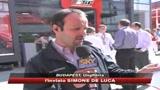 26/07/2009 - Massa, condizioni stabili. In giornata la Tac