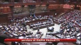 26/07/2009 - Emergenza Sud sul tavolo del governo, tensioni nel Pdl