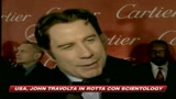 John Travolta in rotta con Scientology