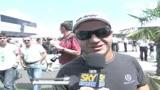 26/07/2009 - Formula 1, il saluto dei colleghi a Felipe Massa