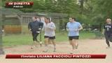26/07/2009 - Sarkozy colto da malore mentre fa sport