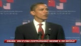27/07/2009 - Usa-Cina, Obama: la relazione pi importante del secolo