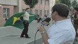27/07/2009 - Felipe Massa è cosciente e parla coi medici