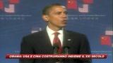 27/07/2009 - Usa-Cina, Obama: la relazione più importante del secolo