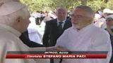 27/07/2009 - Valle d'Aosta, la vacanza del Papa volge al termine