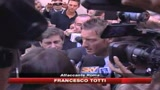 Roma, Alemanno incorona Totti