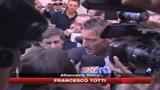Roma, Alemanno incorona Totti