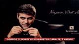 George Clooney ed Elisabetta Canalis: è amore
