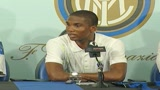 Eto'o: far la storia dell'Inter