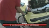 Salgono prezzi benzina per l'incremento del petrolio