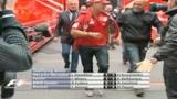 29/07/2009 - Formula Uno, Schumi torna sulla Ferrari