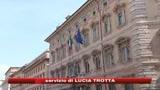 30/07/2009 - Misure anticrisi, governo al lavoro per i correttivi