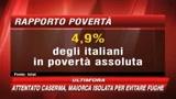 Istat, in Italia oltre 8 milioni di poveri