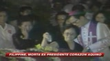 01/08/2009 - Fillippine, è morta l'ex presidente Corazon Aquino