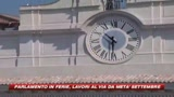 02/08/2009 - Parlamento in ferie, si riprende a metà settembre