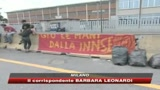 03/08/2009 - Milano, gli operai Innse presidiano ancora la fabbrica
