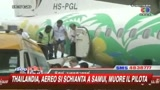 04/08/2009 - Incidente aereo Thailandia, due italiane tra i feriti